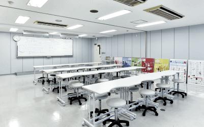 ネイル実習室